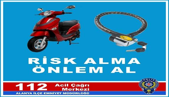 Motosiklet sahiplerine önemli uyarı