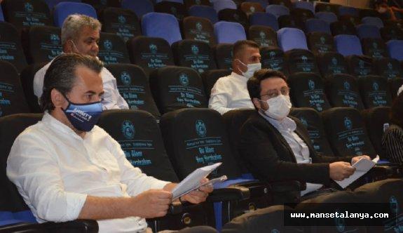 Alanya Belediye meclis üyesinden proje ve öneriler