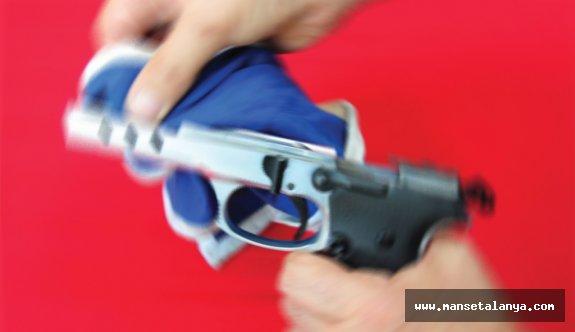 Alanya'da kadın cinayeti! Eşi tarafından vuruldu