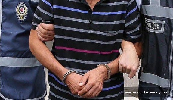 Alanya'da uyuşturucuya 1 gözaltı