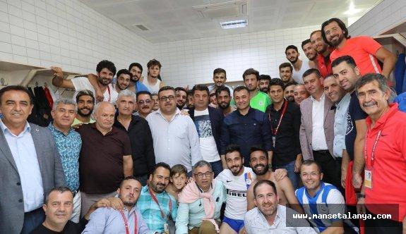 Alanya Kestelspor kongre kararı aldı
