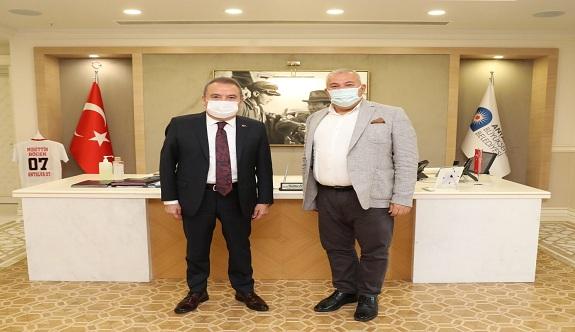 Şahin'den Antalya çıkarması