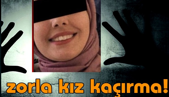 Alanya da kız kaçırma