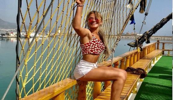 Alanya'da turistler boat turlarına büyük ilgi gösteriyor