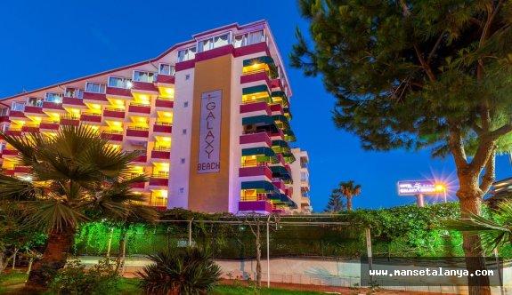 Alanya'daki 4 yıldızlı otel kiraya çıkarıldı