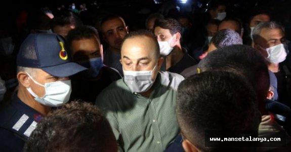 Bakan Çavuşoğlu: Size söz yanan yerler imara açılmayacak!