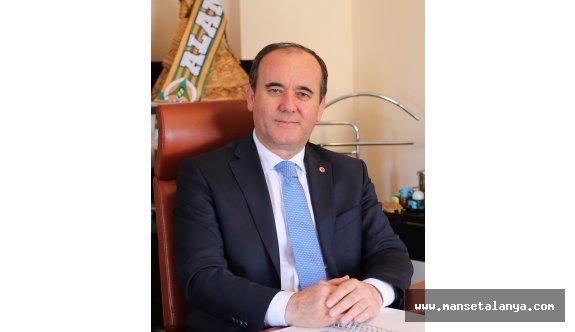 Çakır:Devletimiz ve vatandaşlarımız Manavgat'taki yangın için için seferber oldu!