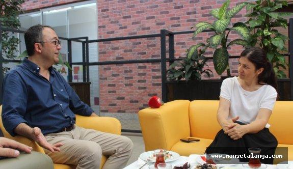 Kamburoğlu, ALTSO Başkan adaylığı için konuştu!