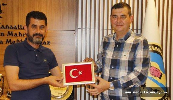 MHP'den kooperatiflere ziyaret