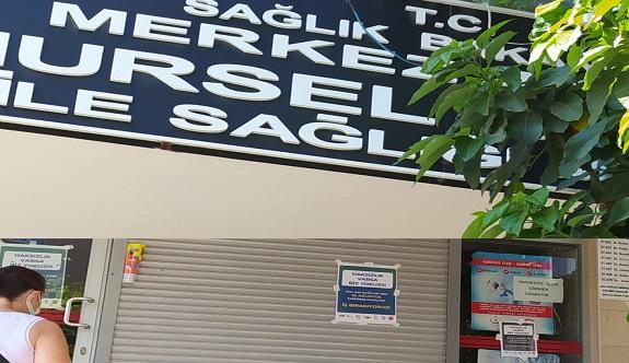 Flaş haber: Alanya'da sağlık ocağında çalışanlar iş bıraktı!