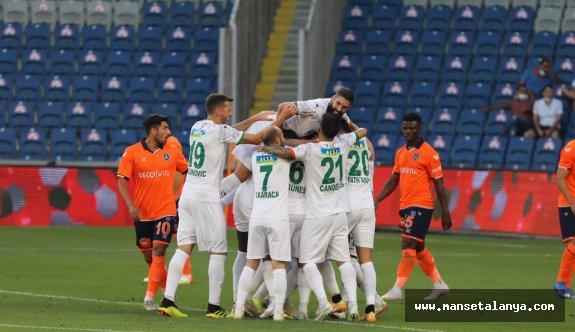 Alanyaspor'un yeni transferi Başakşehir'i yıktı!