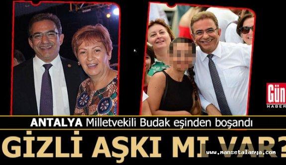 Antalya Milletvekili'nin gizli bir aşkı mı var?