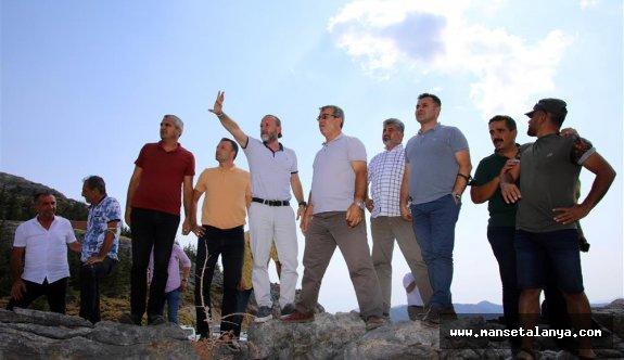Başkan Yücel: Akdağ Türkiye'de önemli bir merkez olacak