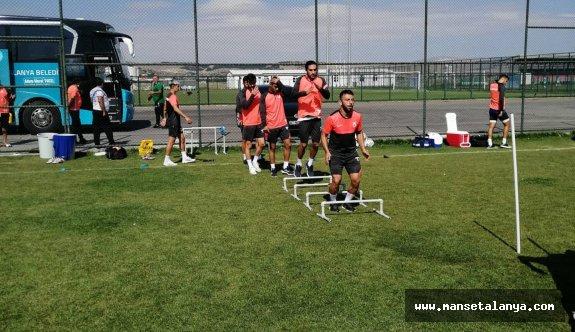 Başkent Üniversitesi Alanya Kestelspor start verdi!