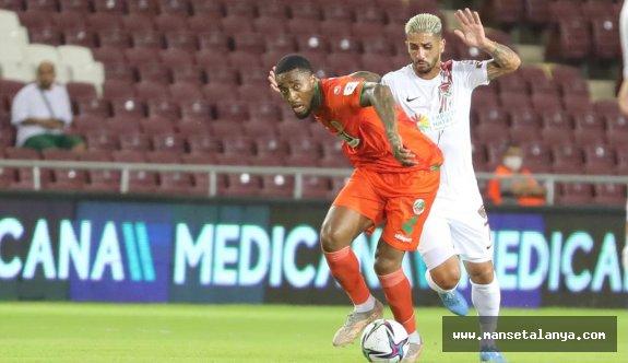 Hatayspor, Alanyaspor'u topa tuttu! 5-0