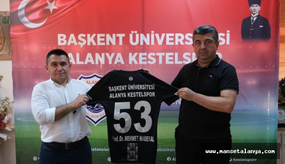Kestelspora Başkent hastanesi sponsor!