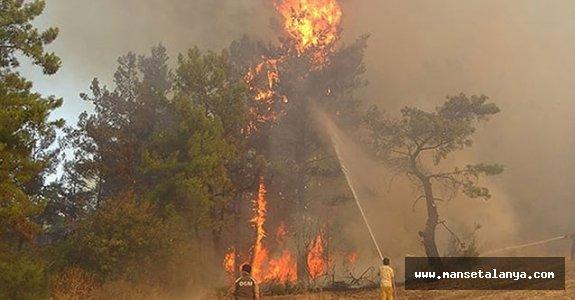 Manavgat yangını şüphelisi yaşamını yitirdi