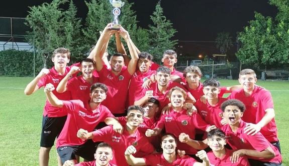 Zafer Bayramı Kupası Alanyasporun
