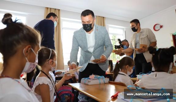 Alanya'da 750 öğrenci kapasiteli etüt merkezi 4 Ekimde hizmete giriyor