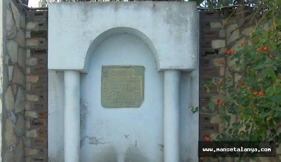 Alanya merkezdeki Osmanlı çeşmeleri