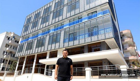 Alanya'nın etüt merkezi 9-10-11 ve 12 sınıflara hizmet verecek