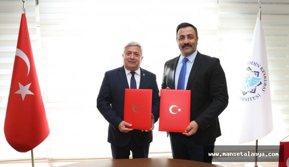 ALKÜ ile Bulgaristan üniversitesi arasında işbirliği!