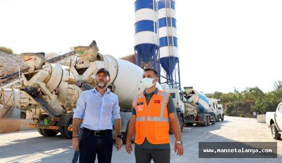 Beton santralinden 3 yılda 15 milyon tasarruf
