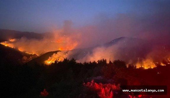 İşte Antalya'da ormana giriş yasağı ile ilgili yeni tarih!