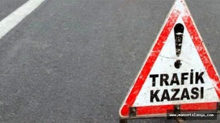Konaklı'da ölümlü trafik kazası!