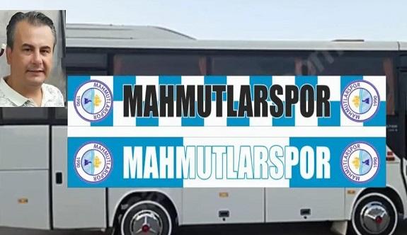 Mahmutlarspora Bağışlardan otobüs!
