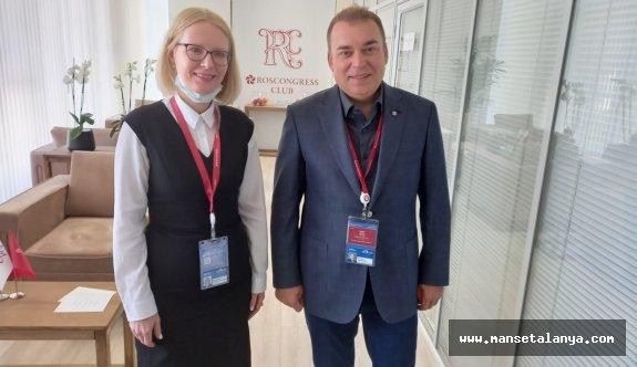 Rusya'dan Türk tatilcilere çağrı var