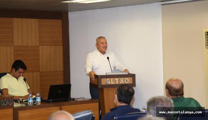 ALTSO, Dünya ve Türkiye ekonomi zirvesine ev sahipliği yapacak