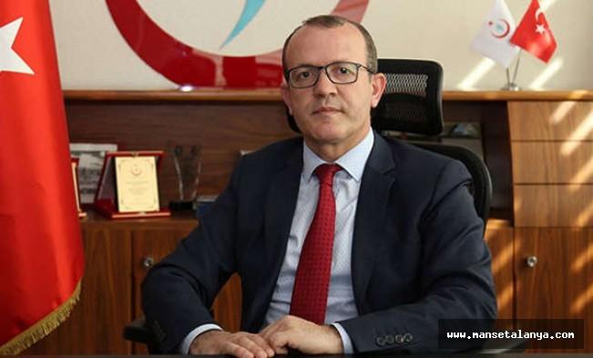 Antalya il sağlık müdürlüğünde şok istifa!