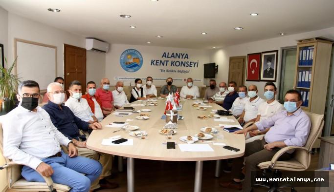 Kent konseyi: Alanya'da 2022 sezonun rezervasyonları başladı