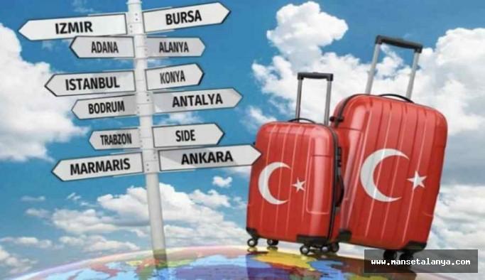 Türkiye iç turizminde önemli büyüme