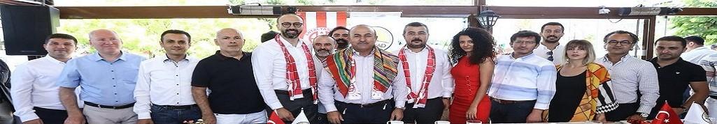 """Çavuşoğlu: """"Sonuna kadar terörle ve teröristlerle mücadele edeceğiz"""""""