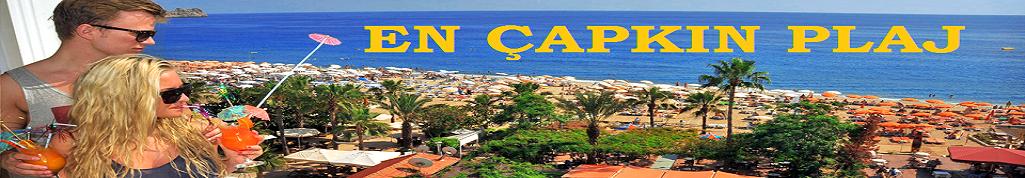 En çapkın plaj listesinde Alanya