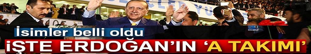 AK Parti'nin yeni MKYK'sı belli oldu! Antalya'lı eski vekil'de var...
