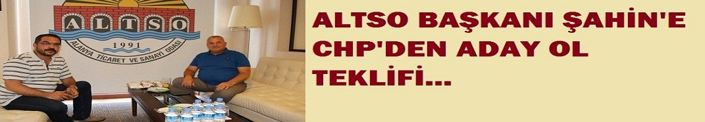 Şahin'in CHP'li Çorbacı'nın teklifine bakın ne dedi?