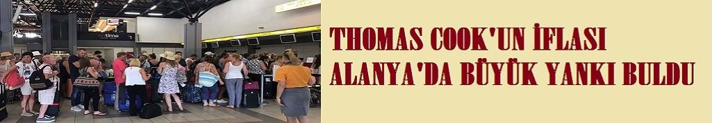 Alanya'da Thomas Cook şoku. İkinci Tursem vakası!