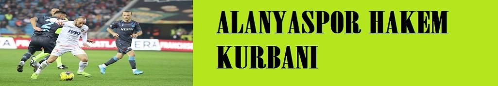 Alanyaspor'u katletti
