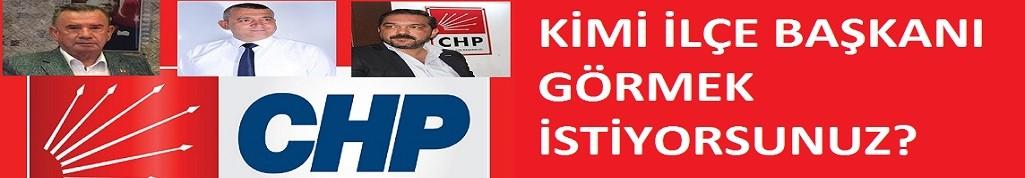 CHP Alanya'da kimi İlçe Başkanı olarak görmek istiyorsunuz?