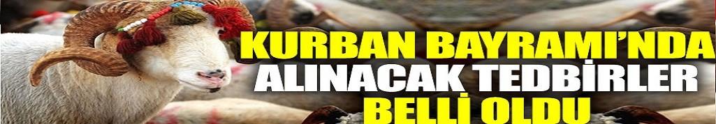 Alanya'da Kurban Bayramında alınacak tedbirler açıklandı