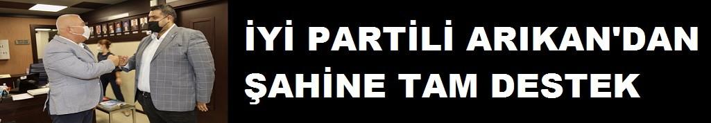 İYİ Partiden Şahin'e açık destek!: Ben yok biz varız!