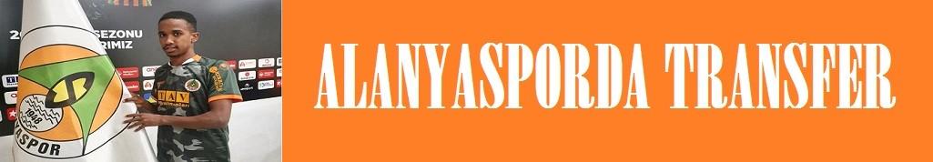 Alanyaspor'a 20'lik futbolcu