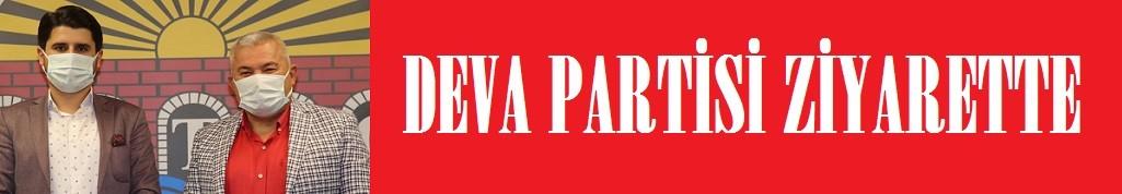 DEVA Partisi ALTSO'da!
