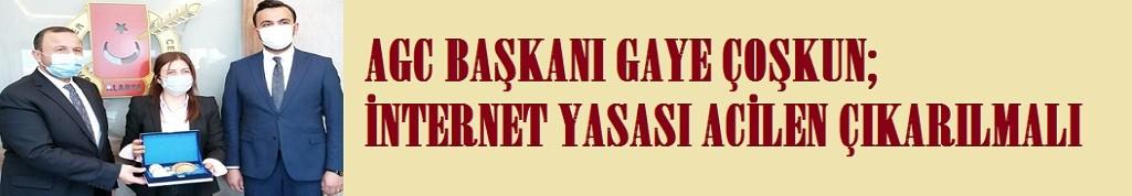 AGC Başkanı Çoşkun: İnternet yasası acilen çıkmalı!