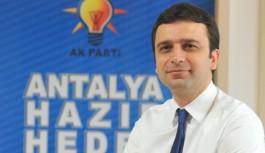 Ak Parti'nin listesine Antalya'da sadece O isim girdi
