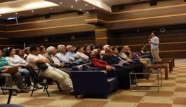 Alanya'da çocuk istismarı konferansı