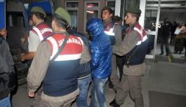 Alanya'da uyuşturucu ticaretine gözaltı
